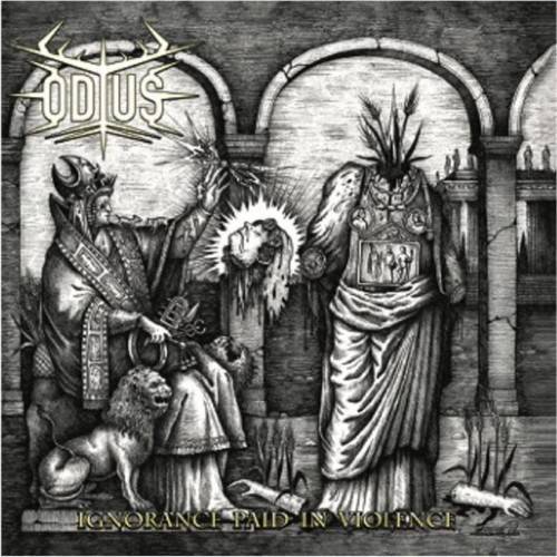 Ignorance Pain In Violence-odius-cd dig