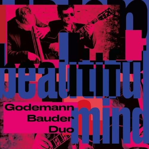 Beautiful Mind-godemann bauder duo-cd dig