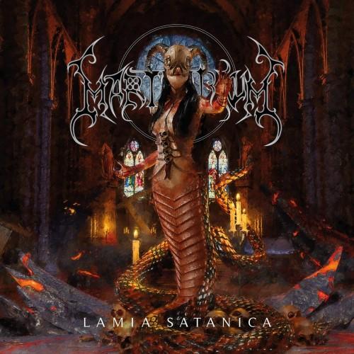 Lamia Satanica-martyrium-cd