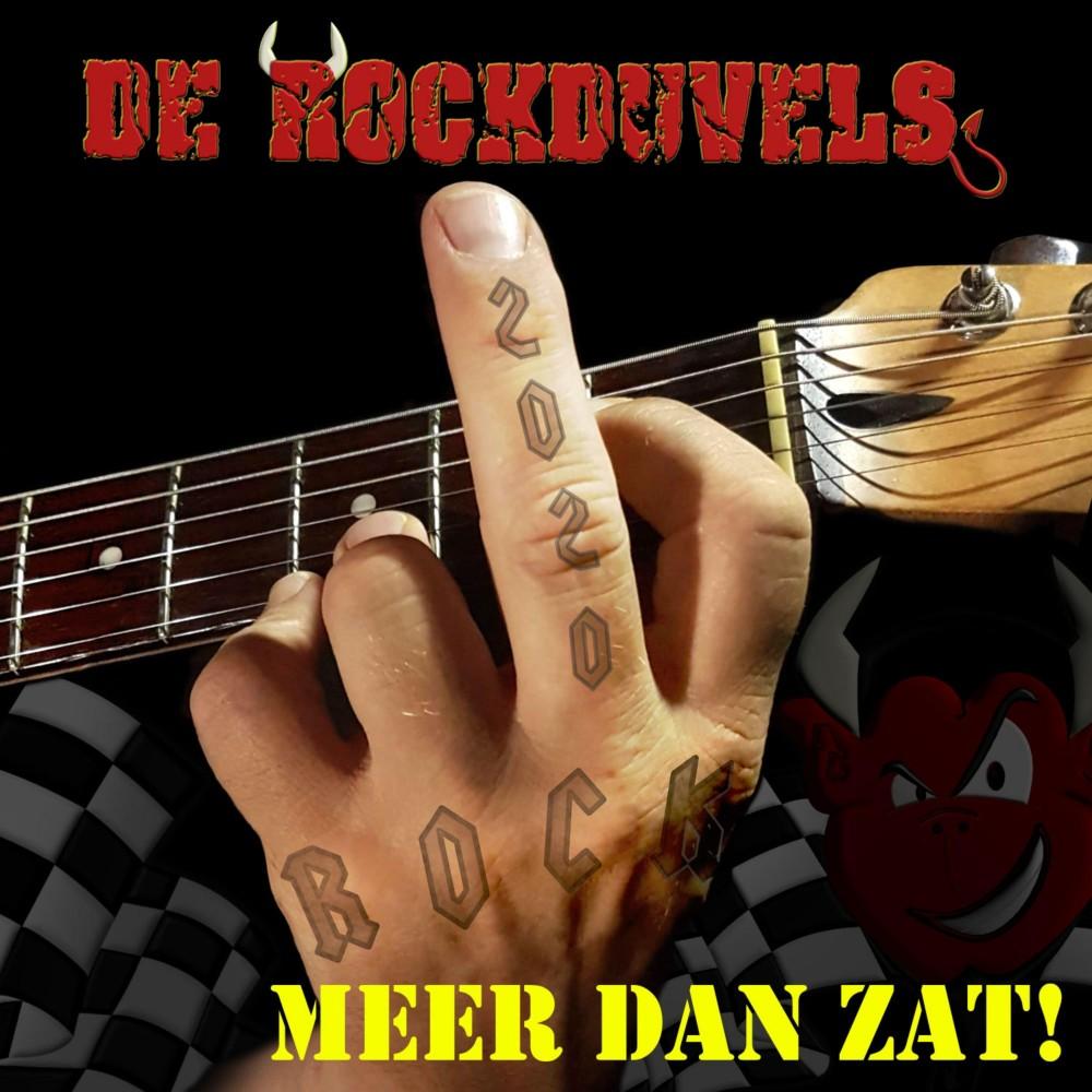 Meer dan Zat-de rockduvels-cd