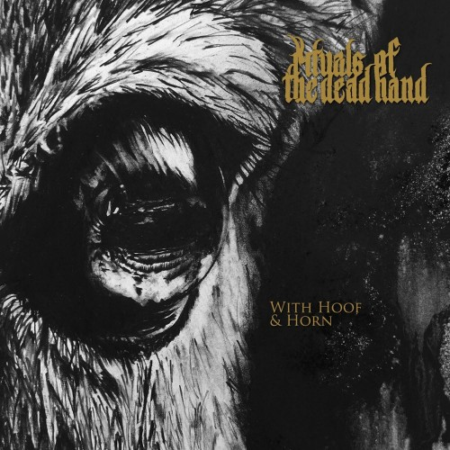 With Hoof And Horn-rituals of the dead hand-cd