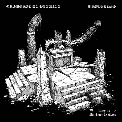 Grimoire De Occulte - Mirthless LPS