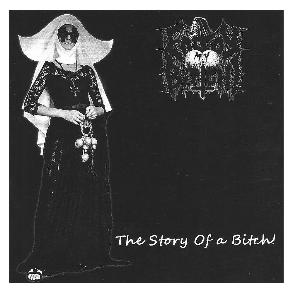 The Story Of A Bitch - Enjoy My Bitch CD