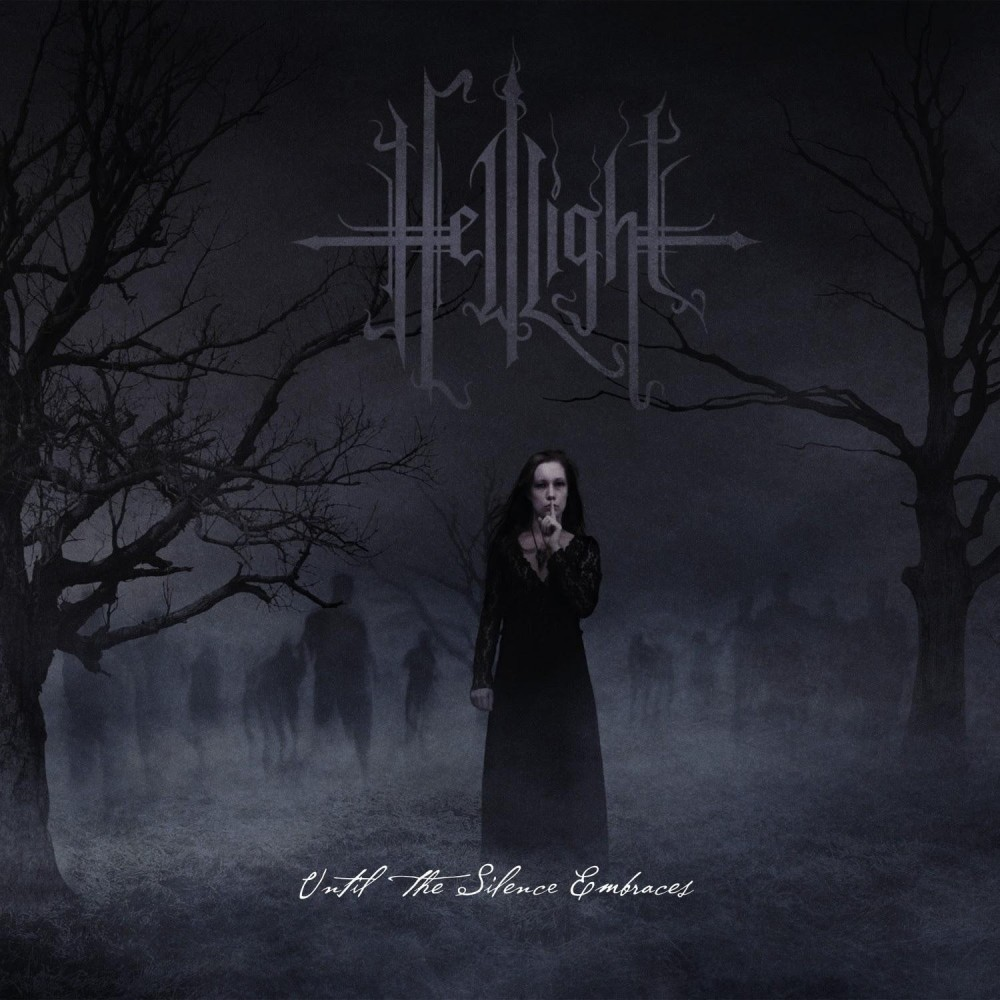Until The Silence Embraces-helllight-cd