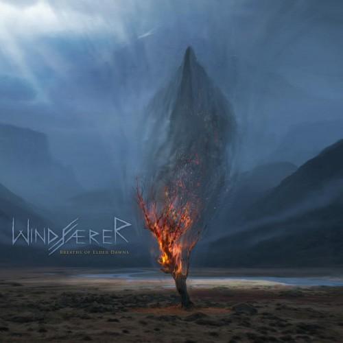 Breaths Of Elder Dawns-windfaerer-cd dig