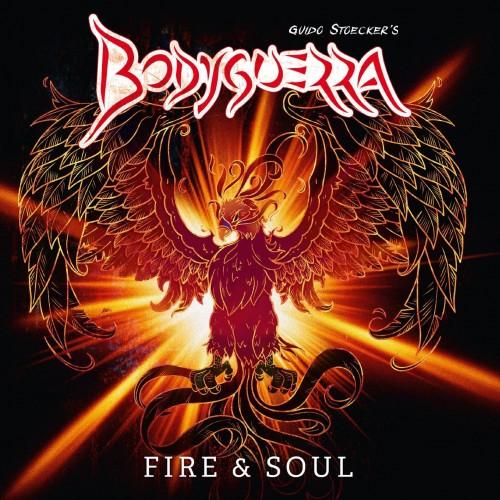Fire & Soul-bodyguerra-cd