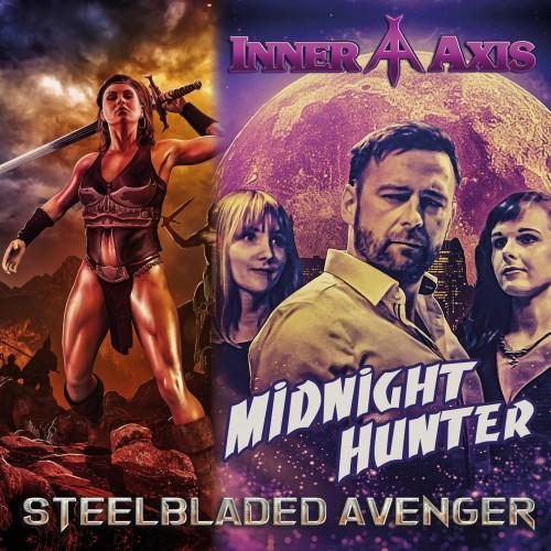 Midnight Hunter / Steelbladed Avenger-inner axis-cds dig