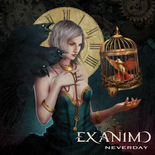 Neverday - Ex Animo CD