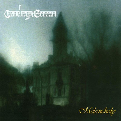 Melancholy-cemetery of scream-lp