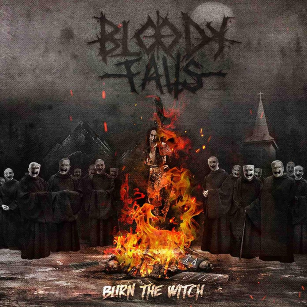Burn the Witch-bloody falls-cd