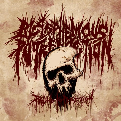 Prelude To Perversion-blasphemous putrefaction-lp