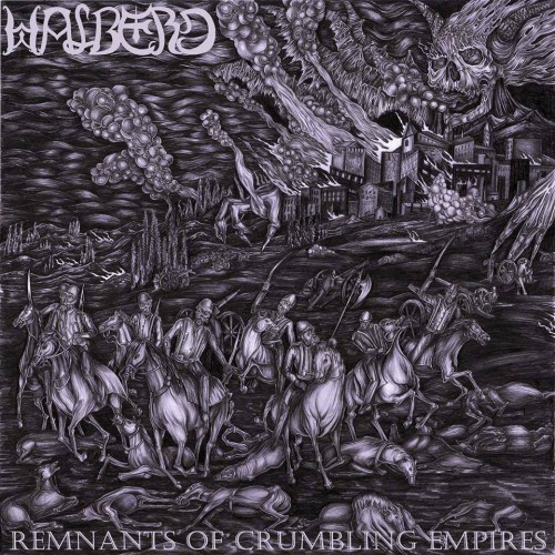 Remnants Of Crumbling Empires - Halberd CD