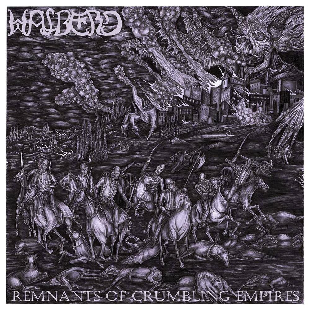 Remnants Of Crumbling Empires - Halberd CD