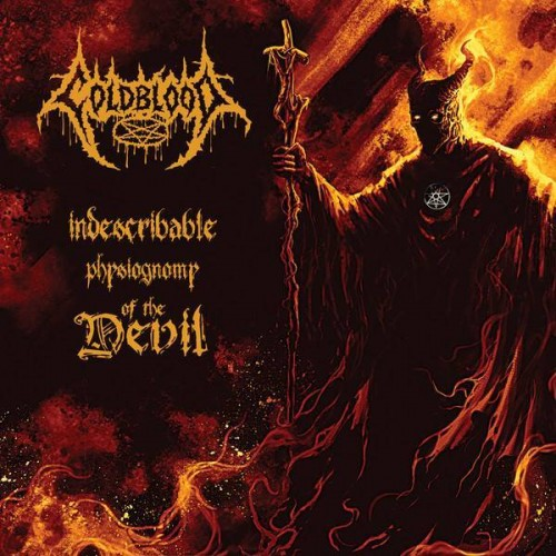 Indescribable Physiognomy Of The Devil - Coldblood CD