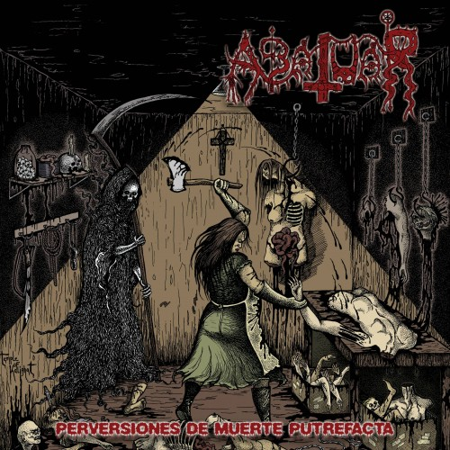 Perversiones De Muerte Putrefacta - Abatuar CD
