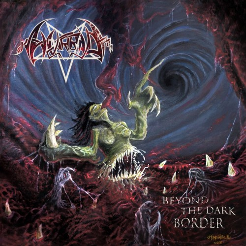 Beyond The Dark Border - Horrid CD