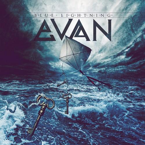 Blue Lightning - Evan CD