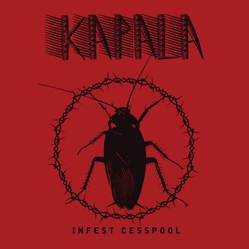 Infest Cesspool - Kapala CD