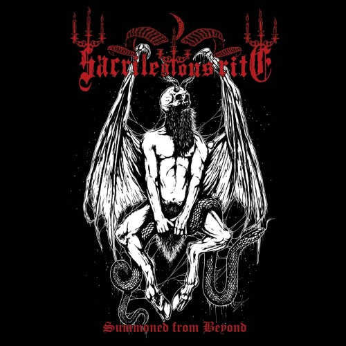 Summoned From Beyond - Sacrilegious Rite CD