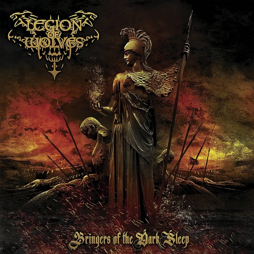 Bringers Of The Dark Sleep - Legion Of Wolves CD
