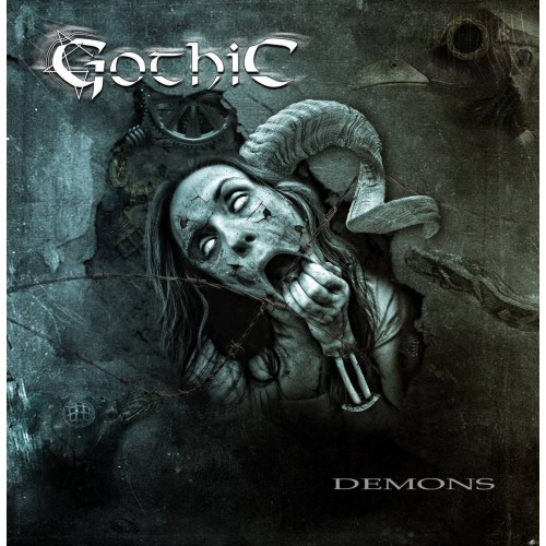 Demons - Gothic CD
