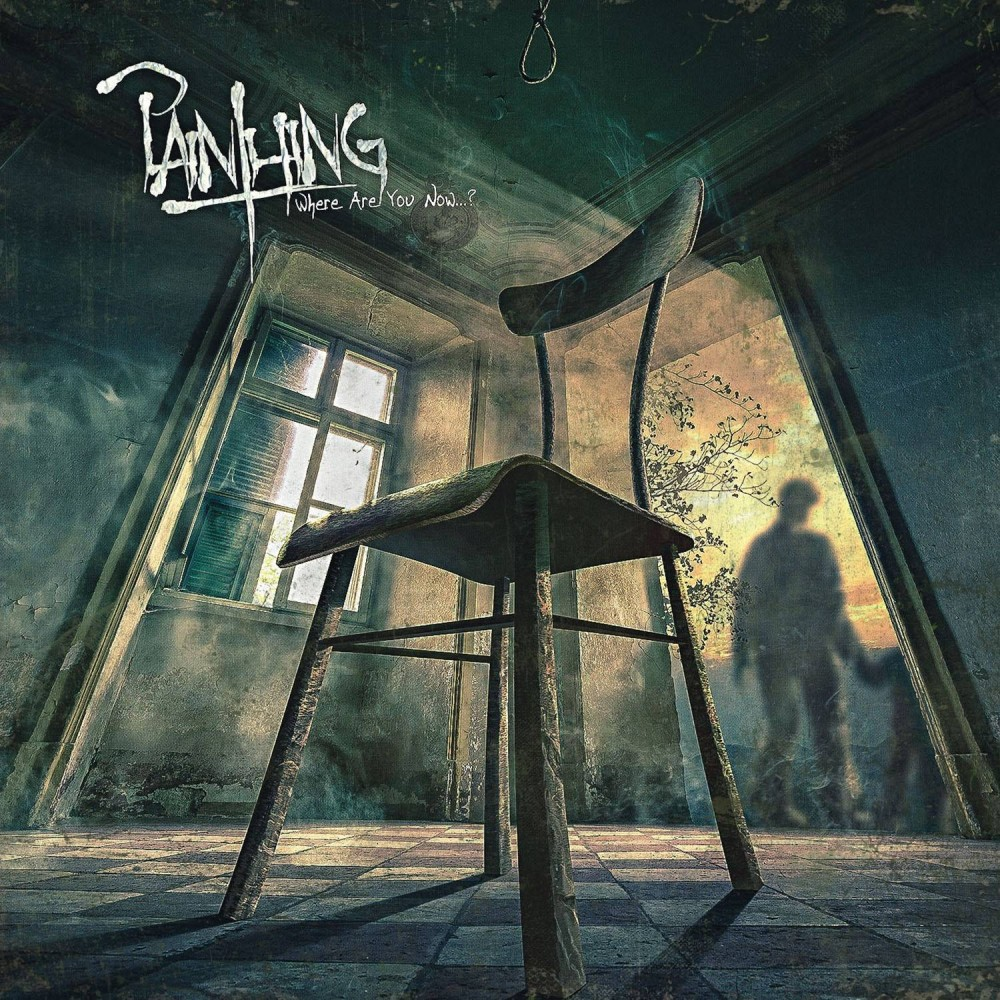 Where Are You Now...? - Painthing CD