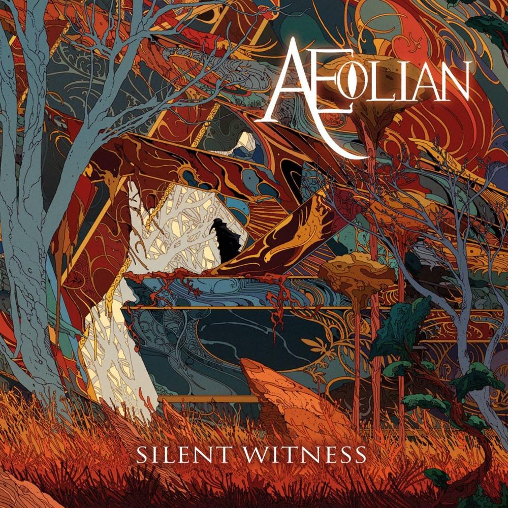 Silent Witness - Aeolian CD
