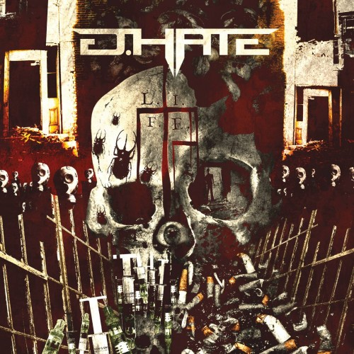 L. I. F. E. - D.Hate CD DIG