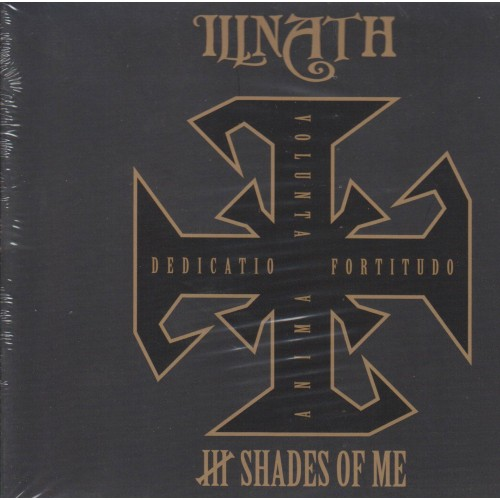 4 Shades Of Me - Illnath CD DIG