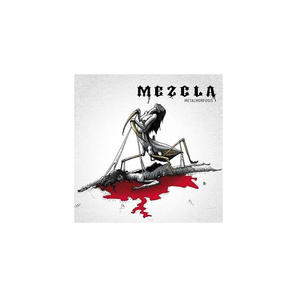 Metalmorfosis - Mezcla CD DIG