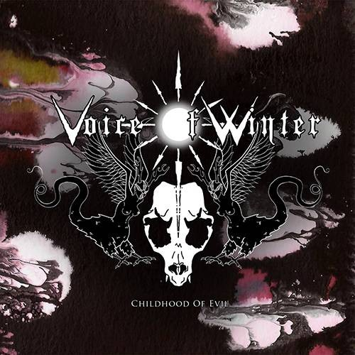 Childhood Of Evil - Voice Of Winter CD DIG