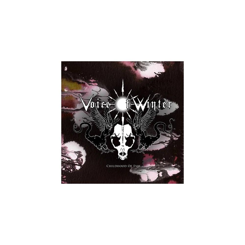 Childhood Of Evil - Voice Of Winter CD DIG