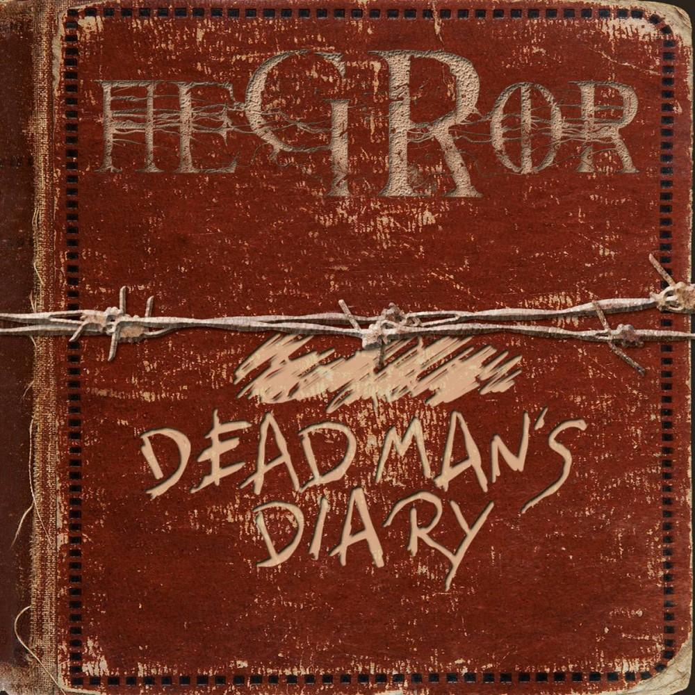 Dead Man's Diary - Aegror CD DIG