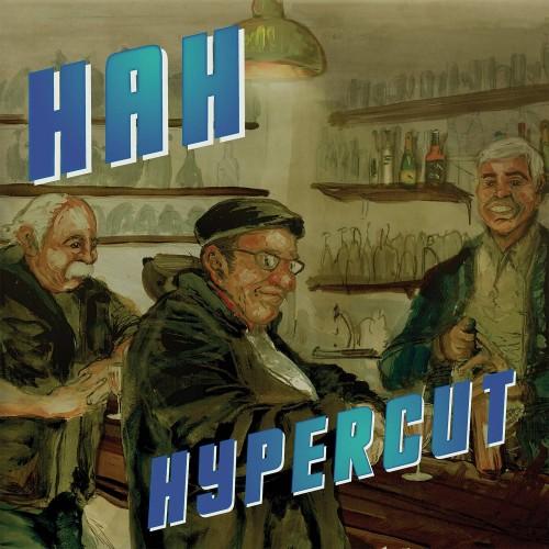 Hypercut - Hardcore Anal Hydrogen CD DIG