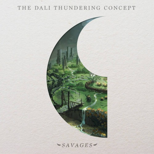 Savages - The Dali Thundering Concept CD DIG