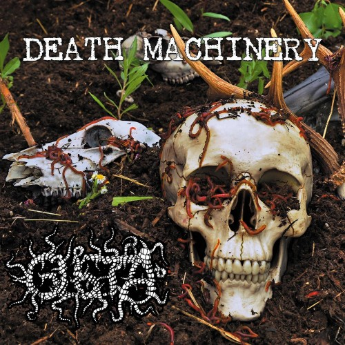 Death Machinery - Glista CD DIG