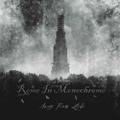 Away From Light - Rome In Monochrome CD