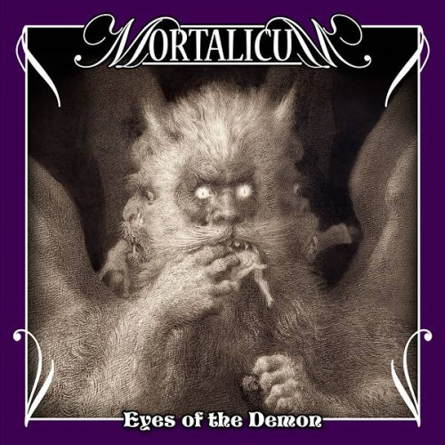 Eyes Of The Demon - Mortalicum CD