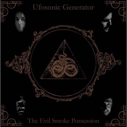 The Evil Smoke Possession - Ufosonic Generator CD