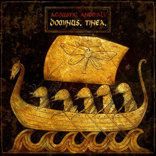 Dominvs. Tinea - Acoustic Anomaly CD