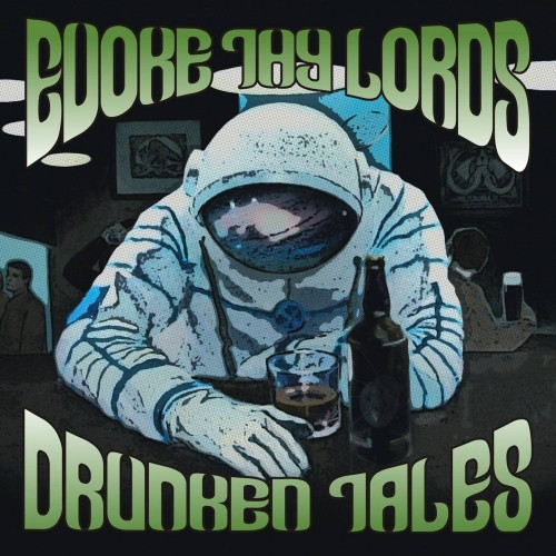 Drunken Tales - Evoke Thy Lords CD