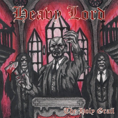 Holy Grail - Heavy Lord CD