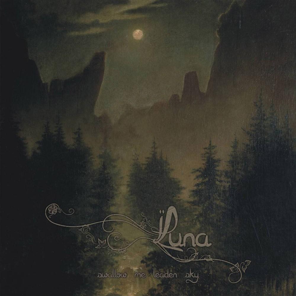 Swallow Me Leaden Sky - Luna CD