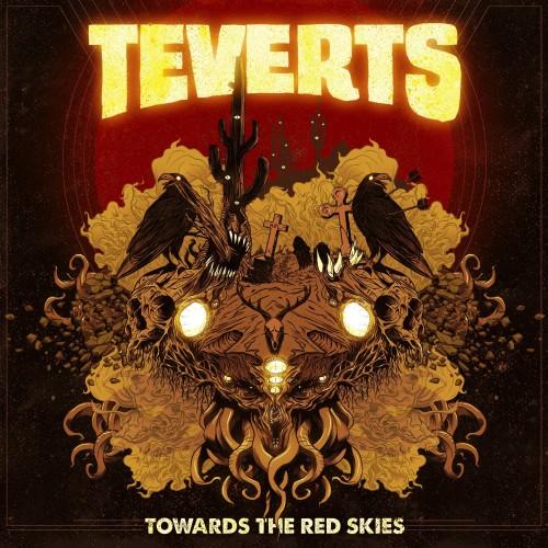 Towards The Red Skies - Teverts CD DIG
