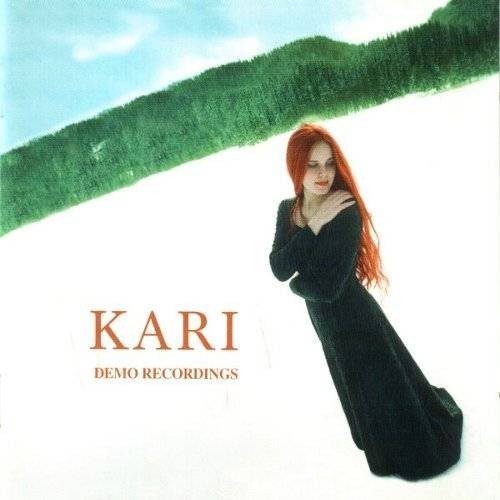 Demo Recordings 1995-Re-Release - Kari Ruesl CD DIG