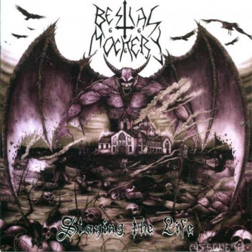 Slaying The Life-bestial mockery, bestial mockery-cd