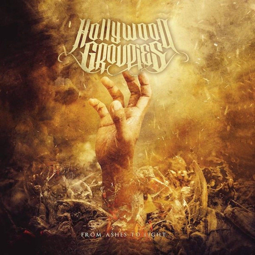 From Ashes To Light - Hollywood Groupies CD