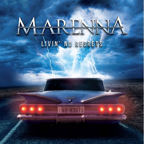 Livin' No Regrets - Marenna CD