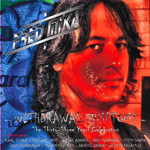 Withdrawal Symptoms - Fred Mika CD