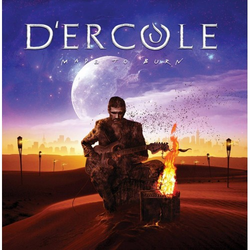 Made To Burn - D'Ercole CD